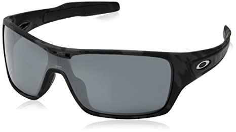 8a7cccb1a3 Image Unavailable. Image not available for. Colour  Oakley Men s Turbine  Rotor Polarized Iridium Rectangular Sunglasses ...