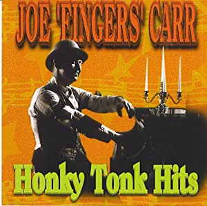 "Honky Tonk Hits of Joe ""Fingers"" Carr (AUDIO CASSETTE)"