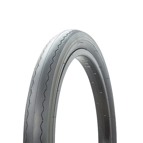 Fenix Slick Tread Bicycle Tire 20 x 2 125, for Fits S-2 Schwinn Bike Rims,  (Black)