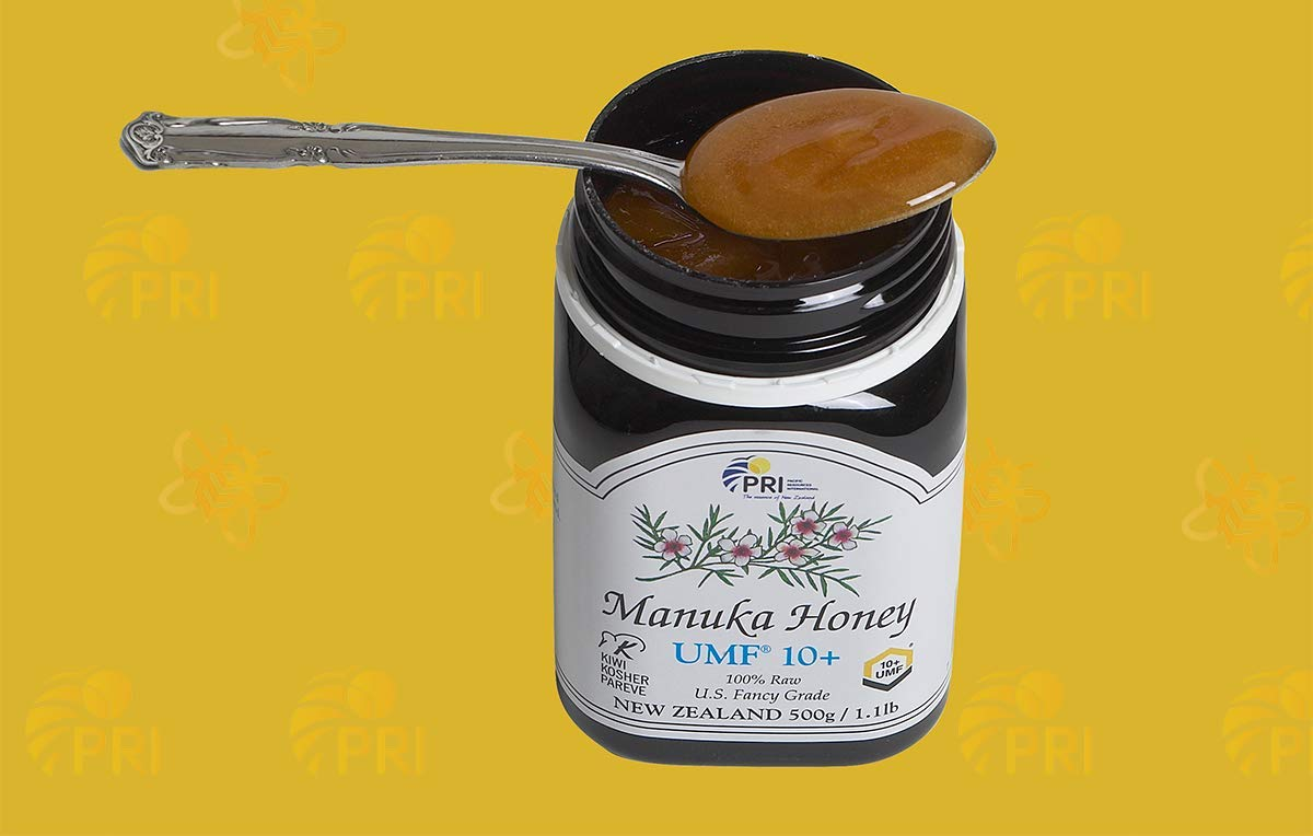 Manuka Honey, UMF 10 +, 1.0 Pounds by Pacific Resources (Image #3)