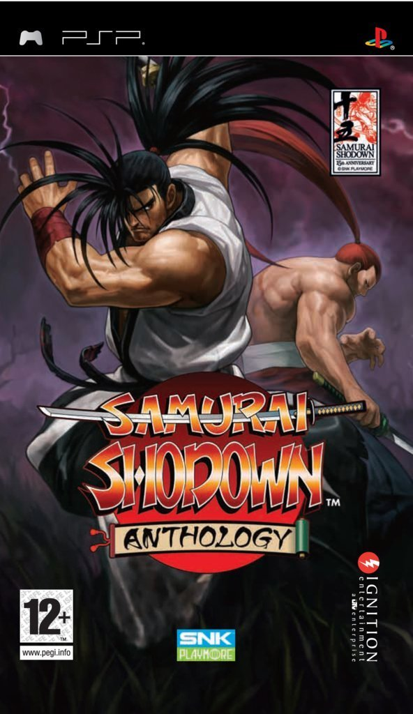 Samurai shodown anthology [Importación francesa]: Amazon.es ...