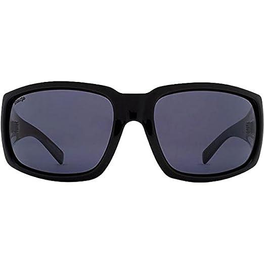 a12dee5fab Von Zipper Palooka Sunglasses Black Gloss Wild Vintage Grey Pol   Carekit
