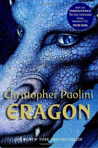 (ERAGON ( INHERITANCE CYCLE (PAPERBACK) #01 ) ) BY Paolini, Christopher(Author)Paperback Apr-2005