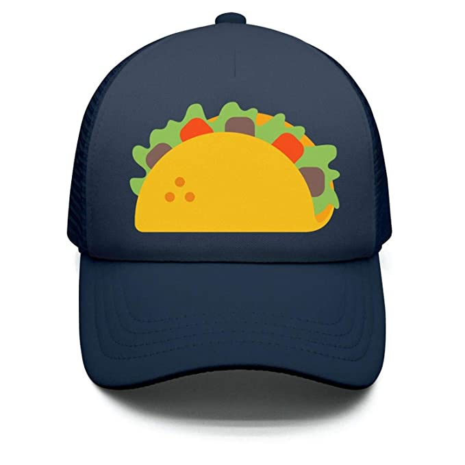 Amazon.com  Wlpjsjkd Boy s Girl s Taco Baseball hat Beach Sports Cap ... 373527192dc