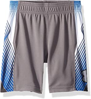 Under Armour Boys UA Edge Stripe Boost Short