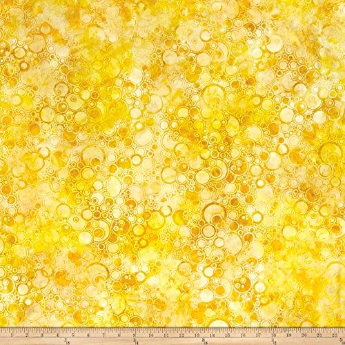 Yellow Batik - 9
