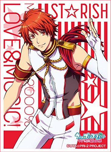 Chara Sleeve Collection Otoya Ittoki Card sleeve mat series Uta no Prince-sama Maji Love 2000% by ensky
