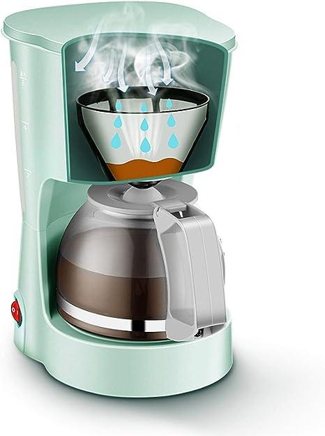 YUYaX Coffee machine Mini cafetera eléctrica Americana automático ...