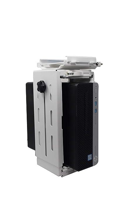 Jet-line - Soporte para torre de ordenador (montaje bajo mesa ...