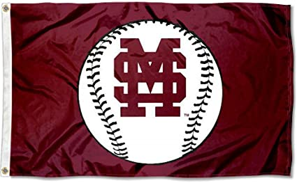 Mississippi State 3/' X 5/' Premium Outdoor Flag Built for Flying USA Seller