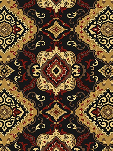 United Weavers Contemporary Rectangle Area Rug 1'11