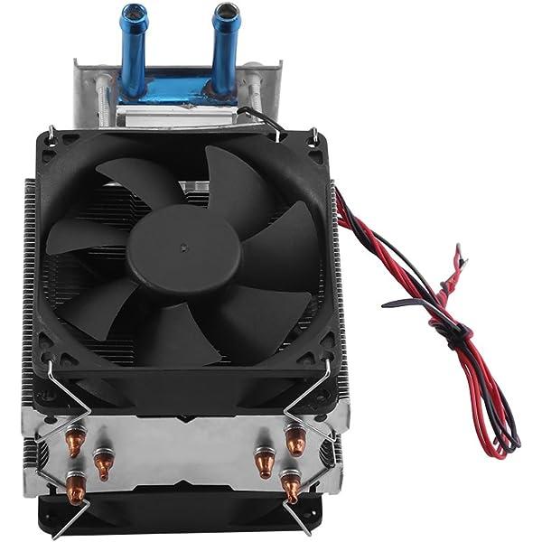 Refrigerador Termoeléctrico Refrigerador de Semiconductor 12V ...