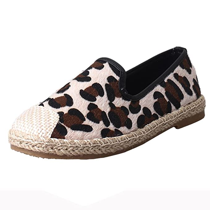ab4f77ccf38a DENER Women Ladies Summer Flat Sandals Espadrilles