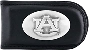 Zeppelin Products Inc NCAA Auburn Tigers Leather Concho Belt