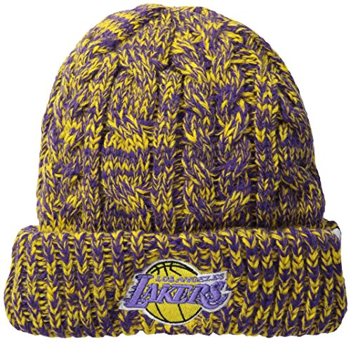 NBA Los Angeles Lakers Women's '47 Prima Cuff Knit Beanie, Purple