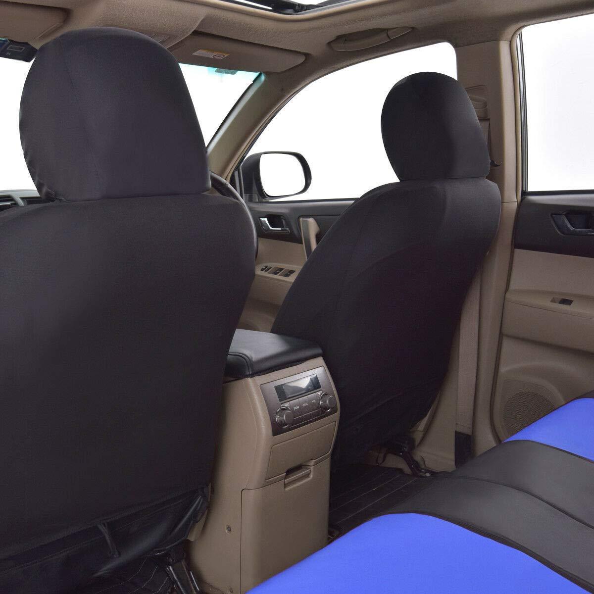 Flying banner coprisedili universali design in pelle PU con airbag laterale