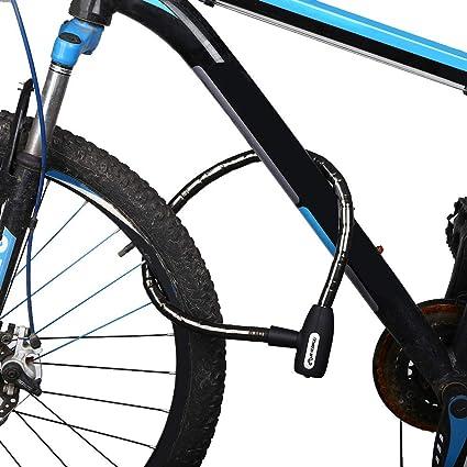Buy Lixada1 Steel Alloy Bicycle Lock Water Proof Anti Theft Heavy