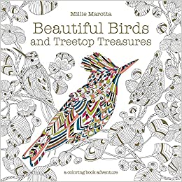 Amazon.com: Beautiful Birds and Treetop Treasures (A Millie ...