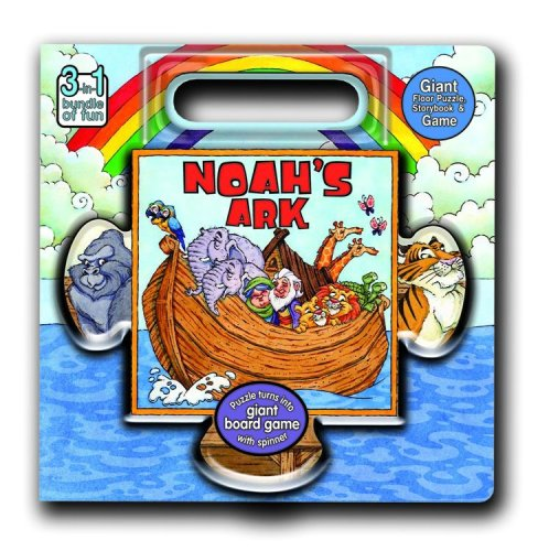 Noah Giant Floor Puzzle - 9