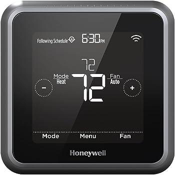 honeywell rth9585wf1004 w wi fi smart color programmable thermostat rh amazon com