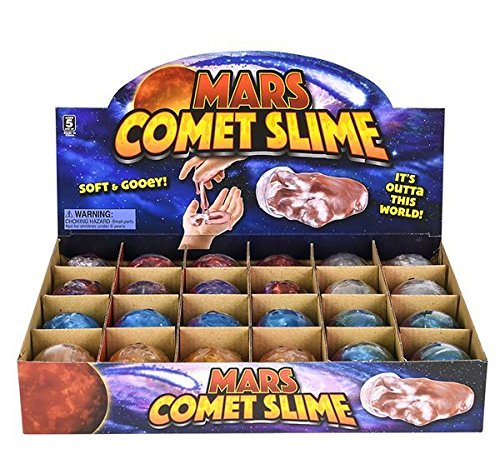MARS COMET SLIME, Case of 144 by DollarItemDirect (Image #2)