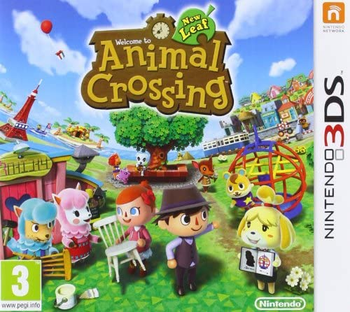 Laguna Roms Descargar Animal Crossing New Leaf 3ds Mega Mediafire Citra Español