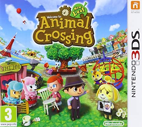 Animal Crossing: New Leaf: Amazon.es: Videojuegos