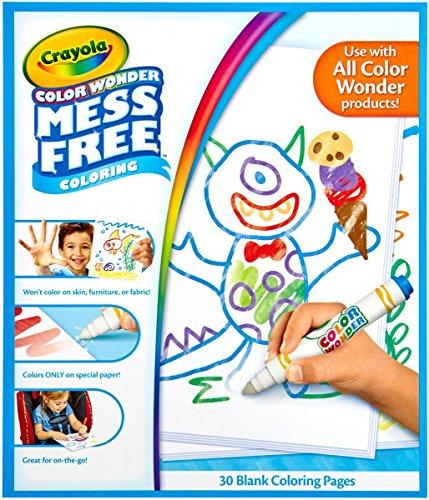 Crayola Color Wonder 30-page Refill Paper (Color Refill Paper Wonder)
