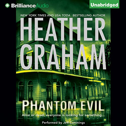 Phantom Evil Audiobook [Free Download by Trial] thumbnail