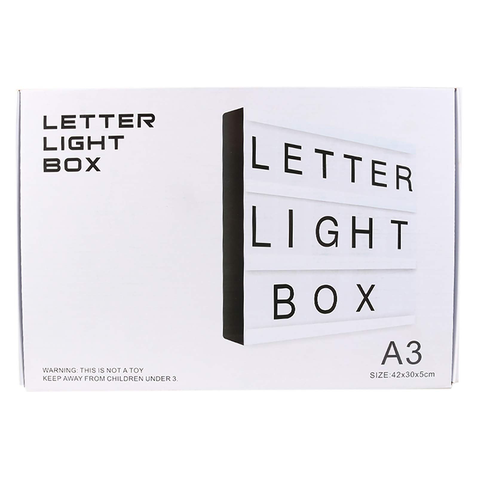 eazy kids a letter light box price in uae amazon ae uae kanbkam