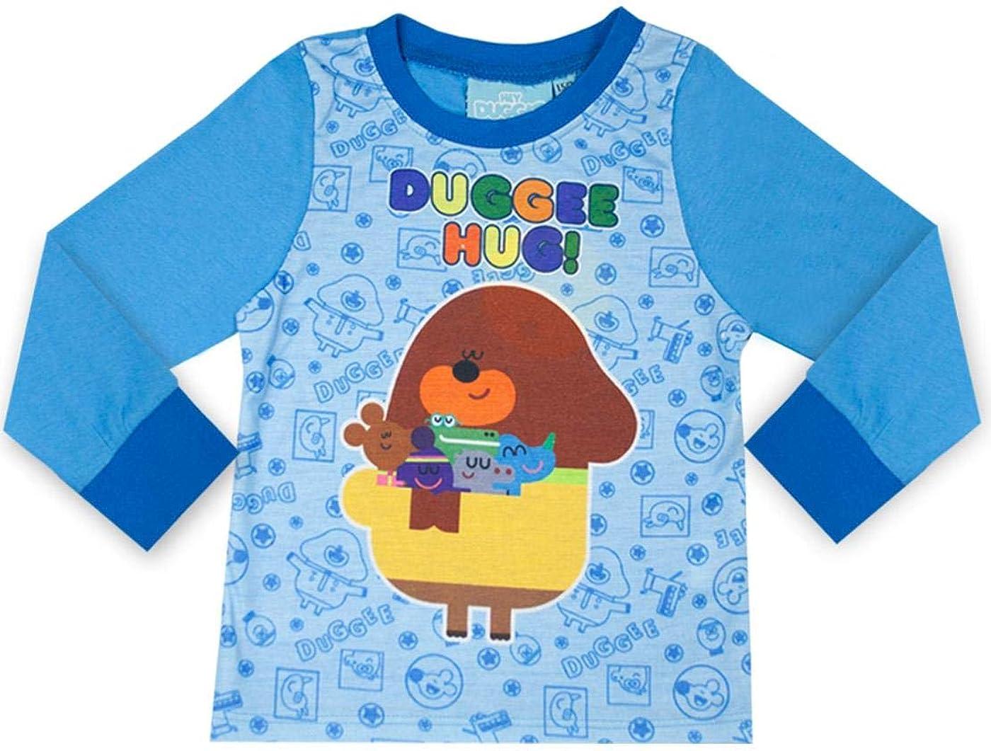 Hey Duggee Hug Pyjama Bleu Gar/çons
