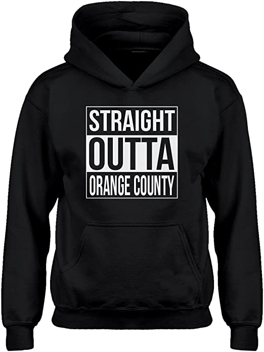 Indica Plateau Youth Straight Outta Orange County Kids T-Shirt