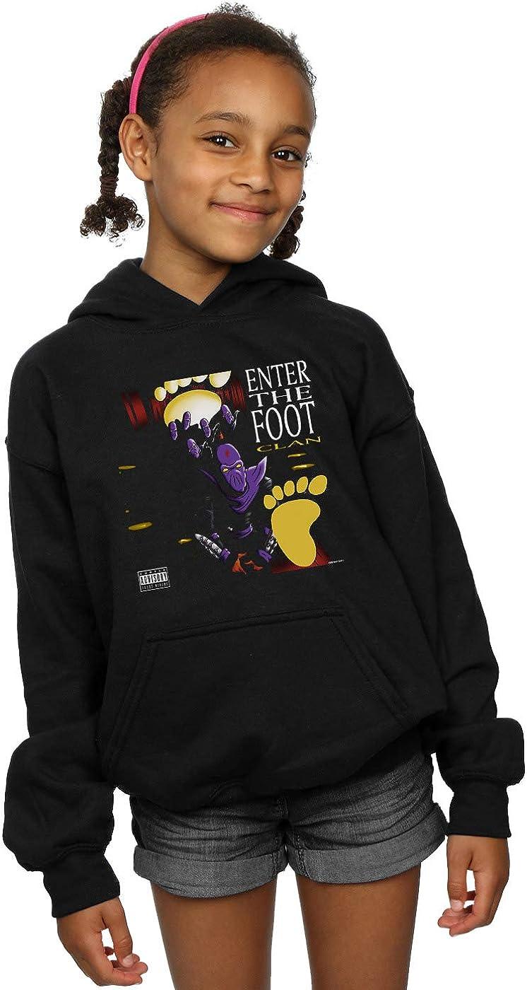 Absolute Cult Pennytees Girls Foot Clan Hoodie