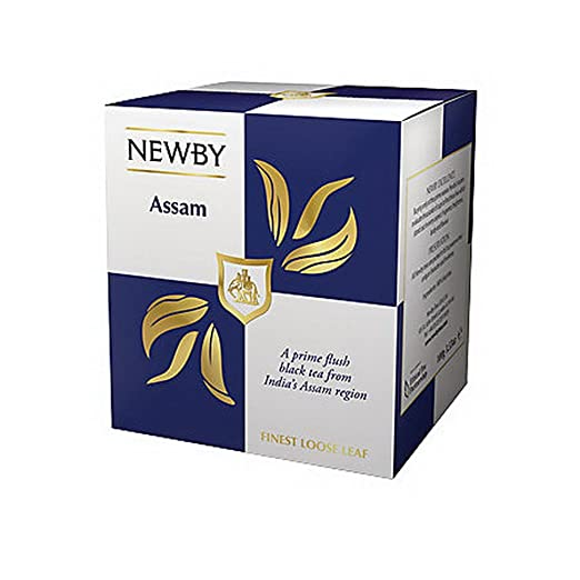 Newby Assam Black Tea 100 g