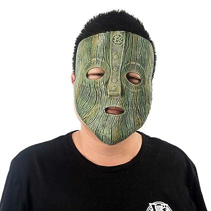 Máscara de Navidad de Halloween Máscara de Cara V-Vendetta Máscara de cos por ciento