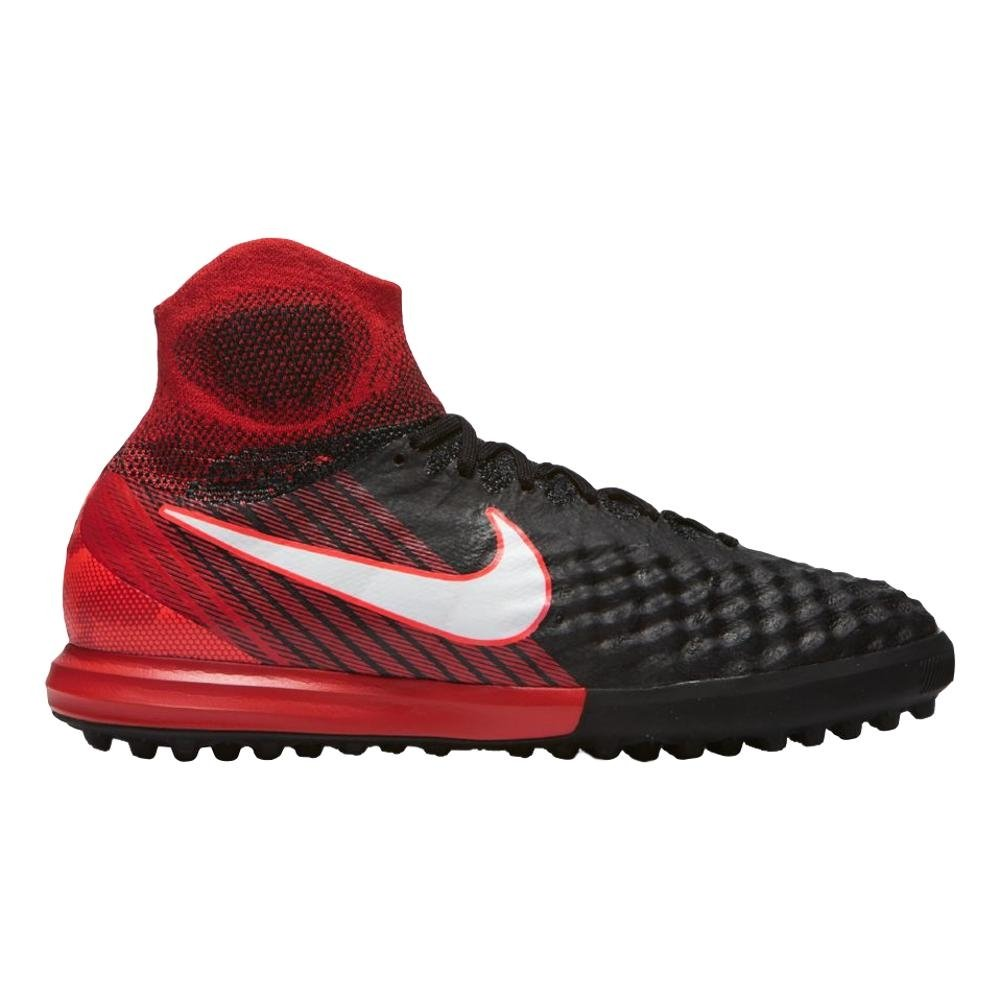 Nike Youth Magistax Proximo II Indoor Shoes [Black] (4Y) by NIKE