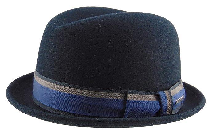 Stetson - Sombrero de Vestir - para Hombre 1 - Schwarz S  Amazon.es  Ropa y  accesorios fdcda539363
