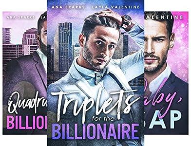 Triplets For The Billionaire (Babies for the Billionaire