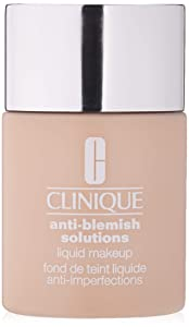 Clinique Anti Blemish Solutions Liquid Makeup 10 Alabaster, 1 Ounce