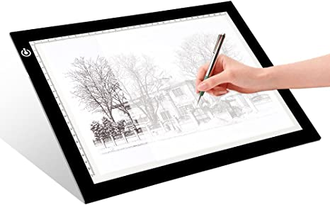 Pad Board Copy Tracing LED Light Drawing Art Display Digital PREMIUM NEW!