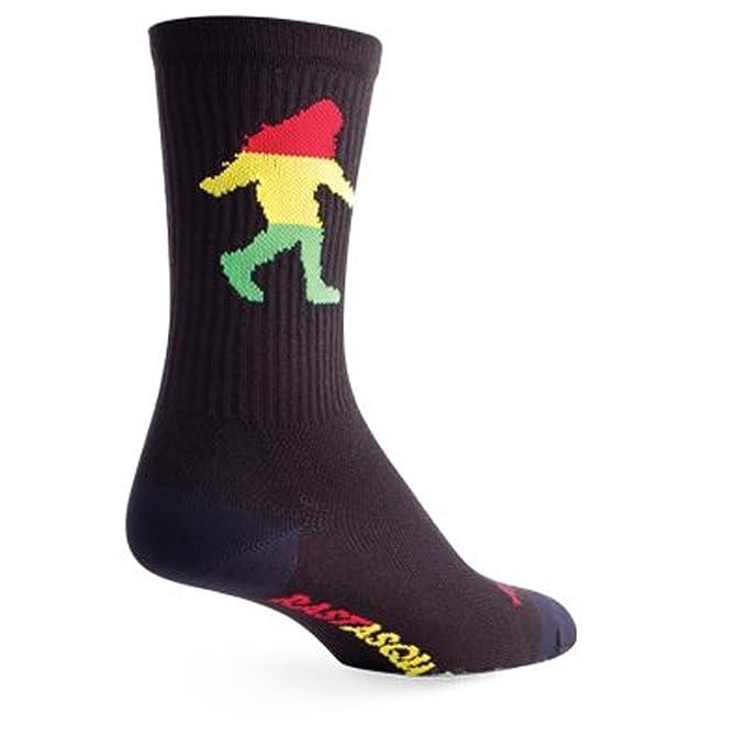 SockGuy Rasta Squatch Sock