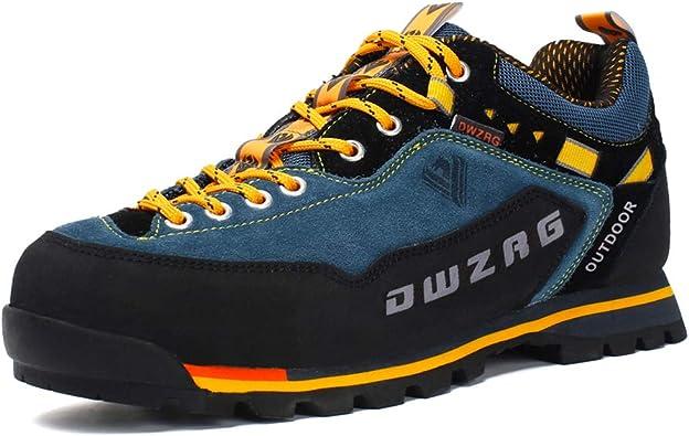 Zapatos de Senderismo Running Walking Respirables Escalada Zapatillas de Deporte Transpirables