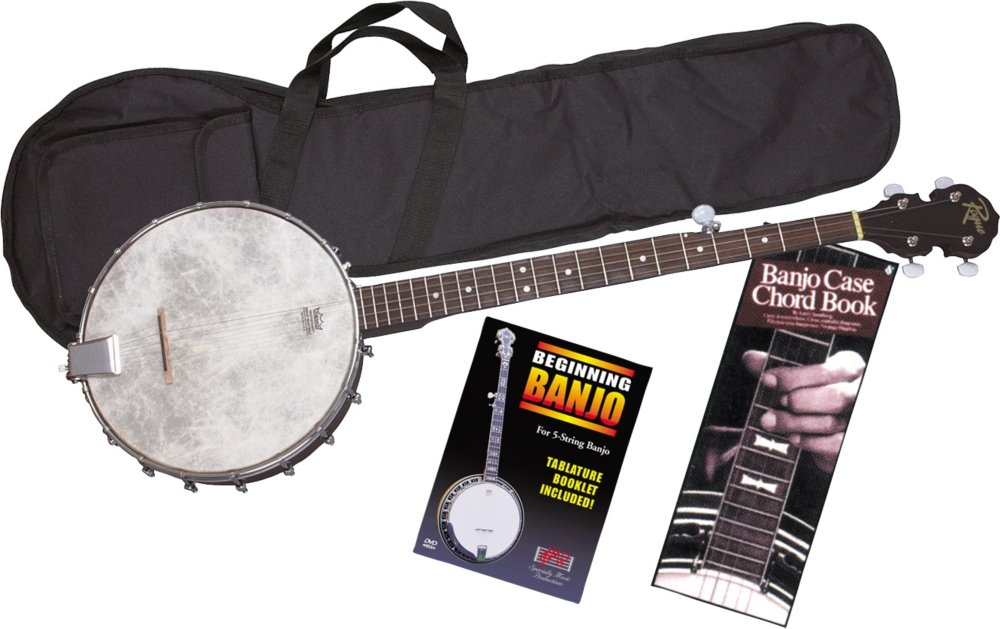 Rogue Learn the Banjo Starter Pack KIT-511197