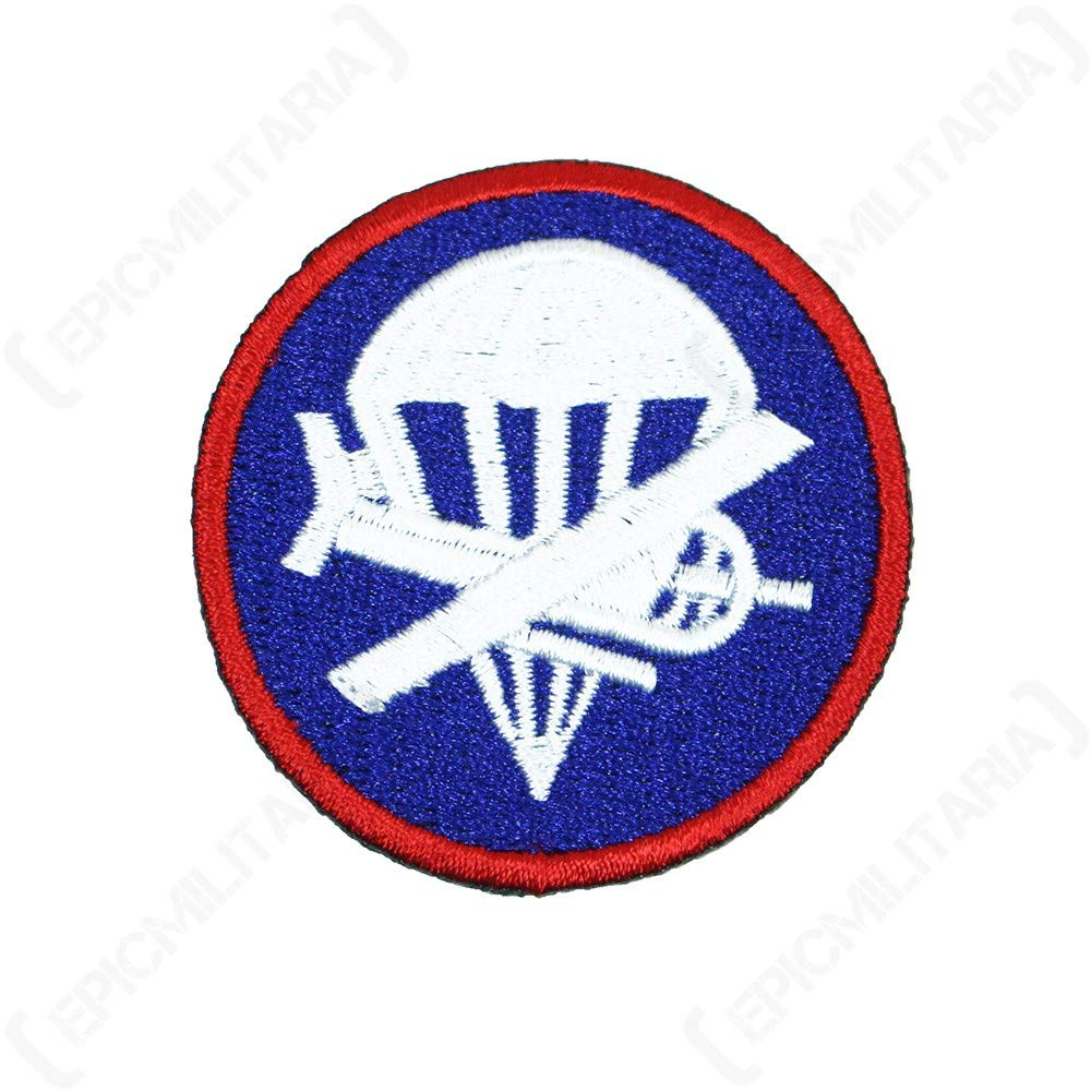 Fosco R/éplique US Officiers Airborne Garrison Culot Patch Military Am/éricain Style