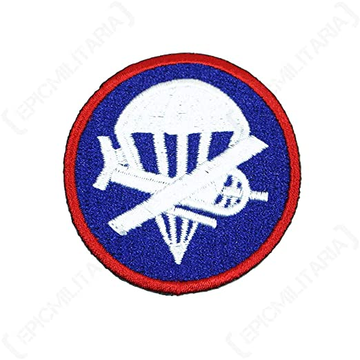 ac6b20e771757 Image Unavailable. Image not available for. Color  Reproduction WW2  Officers Airborne Garrison Cap Patch