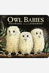 Owl Babies by Martin Waddell (4-Jun-2015) Board book Board book