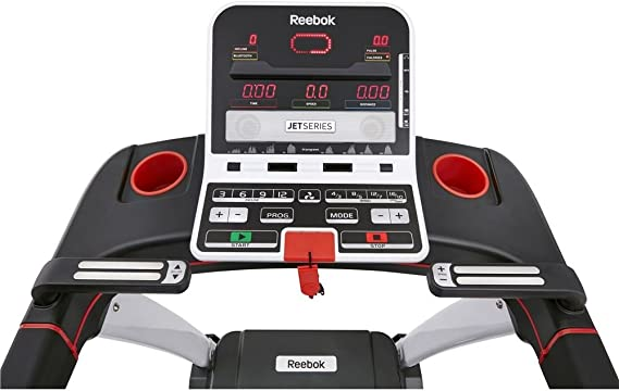 Reebok - jet 100 Series - Cinta de correr 16Km/h: Amazon.es ...