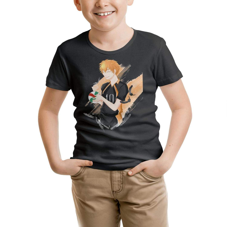 ZZYNG Short Sleeve Boys TshirtOrnate Crew Neck Family Tees Design