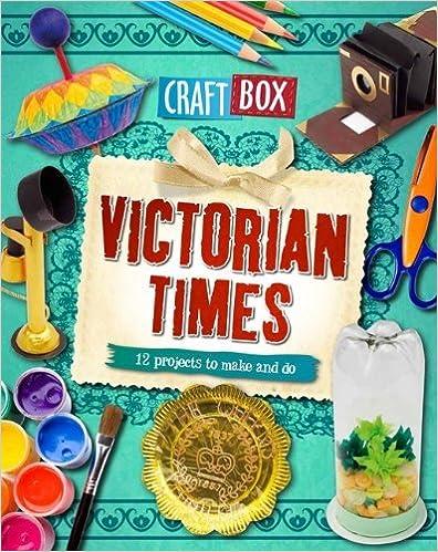Book Victorian Times (Craft Box) by Jillian Powell (2014-11-13)