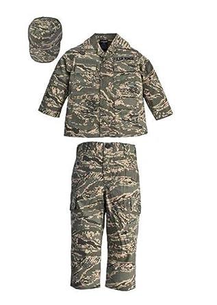 b5d97b65efa8f Amazon.com: Trooper Clothing KIDS Air Force ABU 3pc Set: Clothing